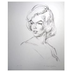 Just Marilyn - 20th Century - Alejo Vidal Quadras