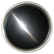 """GORHAM Sterling Silver Formica Laminate Plastic 11"""" x 1-1/8""""  Serving Tray Plate Platter Dish"""