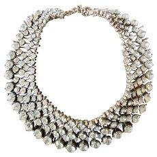 Art Deco Style Costume Choker Necklace