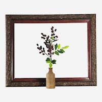 Victorian Carved Wood Antique Frame French Antiques Ornate Picture Frame for Oil Painting