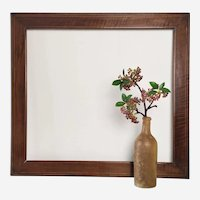 French Antique frame for Painting, drawing or etching,19th century Carved Wood