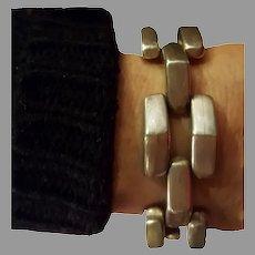 Sterling Silver Link Bracelet Mexico