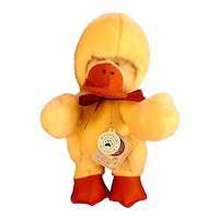 Retired Boyd's Bear Alouyisius Quackenwaddle Bear Duck