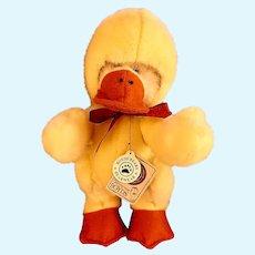 Retired Boyd's Bear Alouyisius Quackenwaddle Easter Bear Duck