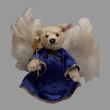 Steiff Limited Edition Angel Christmas Tree Topper