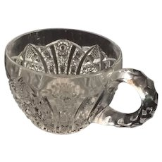 Punch Cup - Cut Glass
