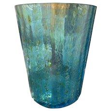 Blue Tumbler - Spangled with Flecks