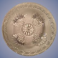 Roman Rosette (6) Nut/Fruit Dishes - ca:1875-1898