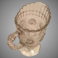 Roman Rosette Creamer - Bryce Walker - ca:1875-1898