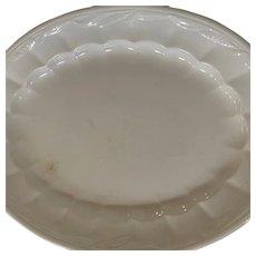 Ceres - Elsmore & Forster Oval Platter - ca: 1860