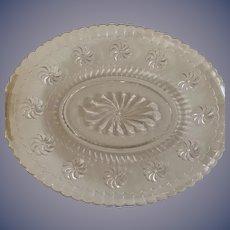 Platter - Roman Rosette