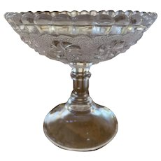 Roman Rosette - Footed Candy Dish