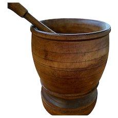Mortar & Pestle - ca: 1800's