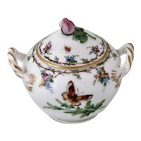 Copenhagen Royal Porcelain sucrier, circa 1875