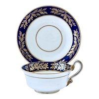 Spode 'Etruscan' pattern 2721 teacup & saucer, 1817