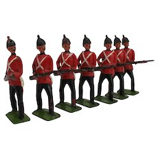 Britains lead soldiers