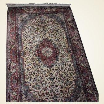 "Vintage Persian 4'7"" x 8'"