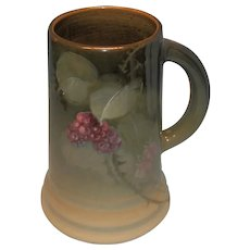 Weller Pottery  Eocean Pattern Mug