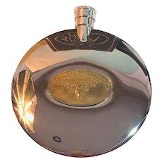 Original Vintage Sporran Flask (1985). Brand New. Classic design, Vintage Item.