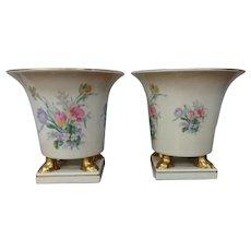 Vintage Cache Pots/Vases