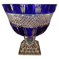 Blue Vase by Josephine Hutte