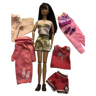 Rare Christie Doll Basketball