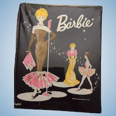 Barbie Case Plus Doll, Outfits and Accessories
