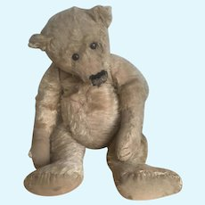 Very large early antique American teddy bear c1910