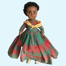 Beautiful and rare Jumeau mulatto doll