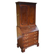 18th Century George III Bureau Bookcase