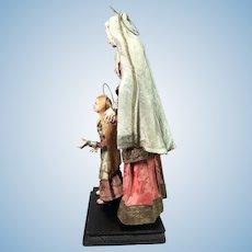 Neapolitan Creche Figures