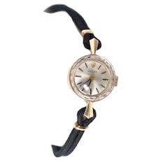 Yellow Gold Ladies Rolex Watch- FD#2174