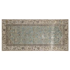"1930s Persian Malayer Carpet - 5'11"" x 12'5"""