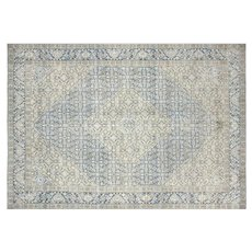 "1940s Persian Tabriz Carpet - 8' x 11'7"""