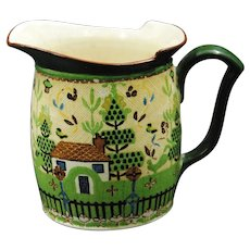 Royal Doulton Sampler Pattern Pitcher