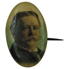 Presidential Candidate William H. Taft Lapel Pin