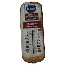 Borden- Smith Douglas- Fertilizer Thermometer
