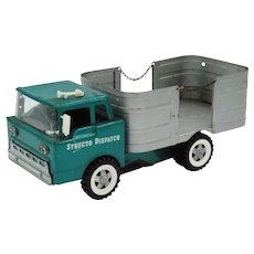 Vintage 1960's Structo Dispatch Toy Truck
