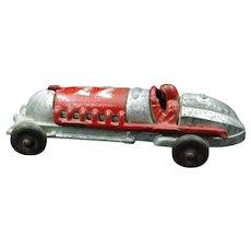 Vintage Hubley 1930's Indy #22 Race Car