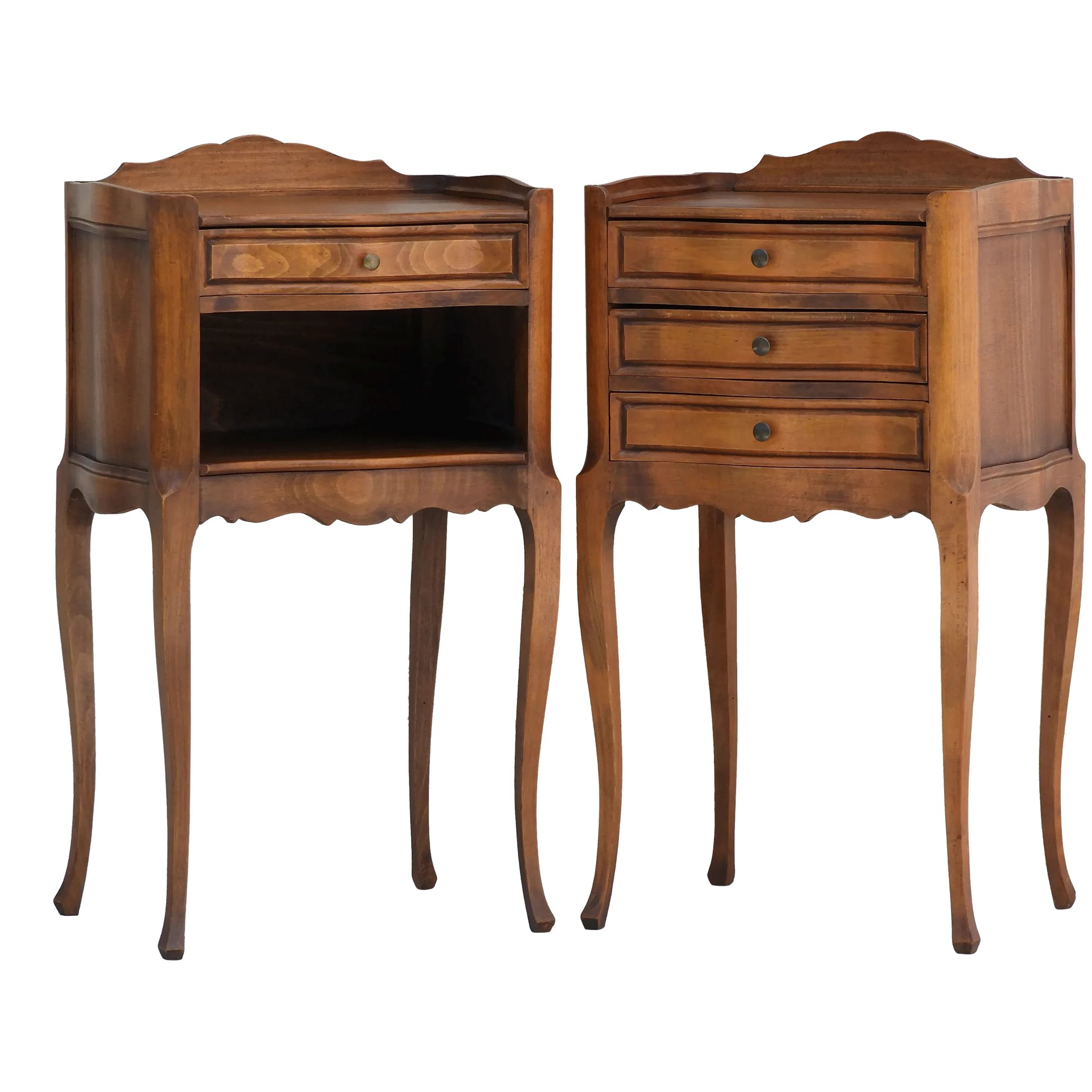 Bed Side Tables French Mid Century