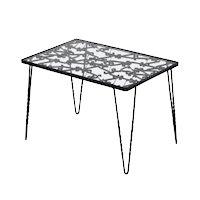 Vintage Side Table c1950s France