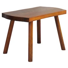 Mid Century Oak Coffee Table C1960 France