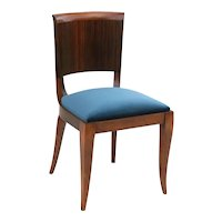 Six Art Deco Dining Chairs by Maison Dominique