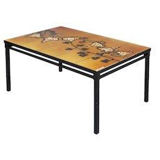 Mid-Century Tile Top Table by ADRI c1960
