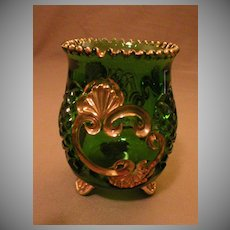 """E.A.P.G. """"Croesus"""" Spooner in Green w/Gold"""