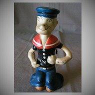"Toothbrush Holder ""Popeye The Sailor Man"""