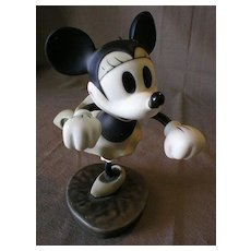 Walt Disney Classic Collection - Minnie Mouse - Bisque Sculpture