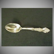International Silver Company Moselle Pattern Table Spoon