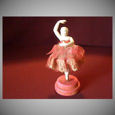 "Japanese China ""Twirling Ballerina"" Figurine"