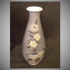 "Royal Copenhagen ""Danish Florals"" Pattern Vase"